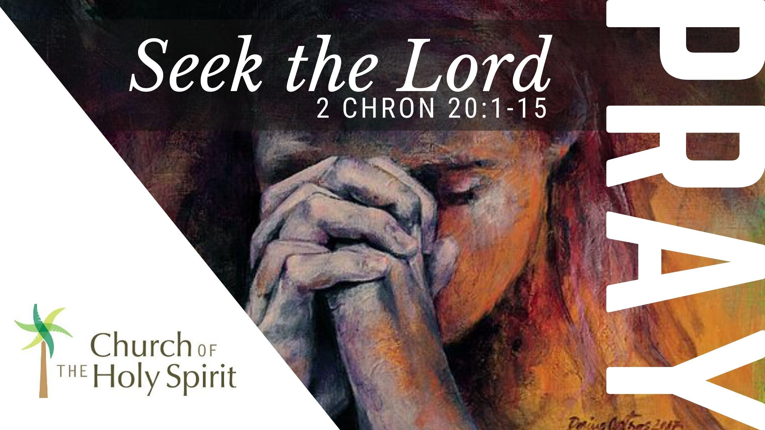 Prayer Sunday@CHS