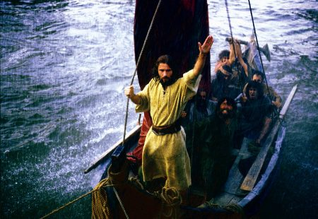 Message: Jesus in the Boat by , Luke 8:22-25