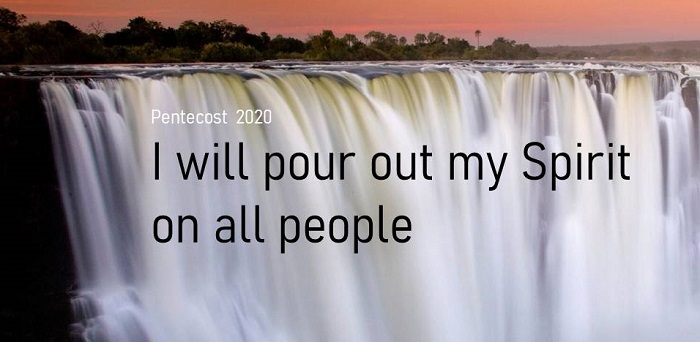 Pentecost – I will pour out my Spirit on all people