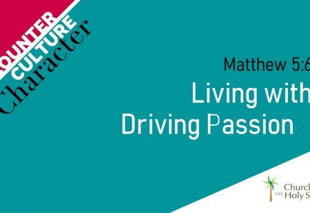 Living with Driving Passion