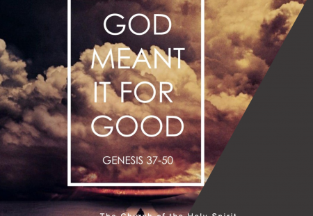 God meant it for good