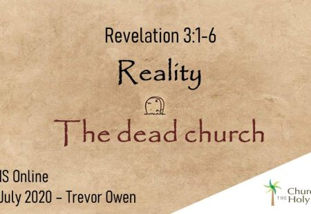 Reality – The Dead Church