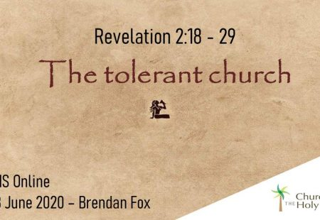 The Tolerant Church