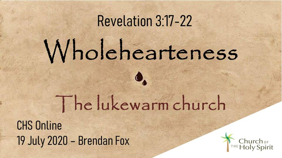 Wholeheartedness