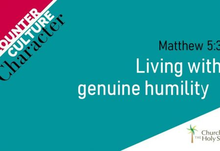 Living with Genuine Humility