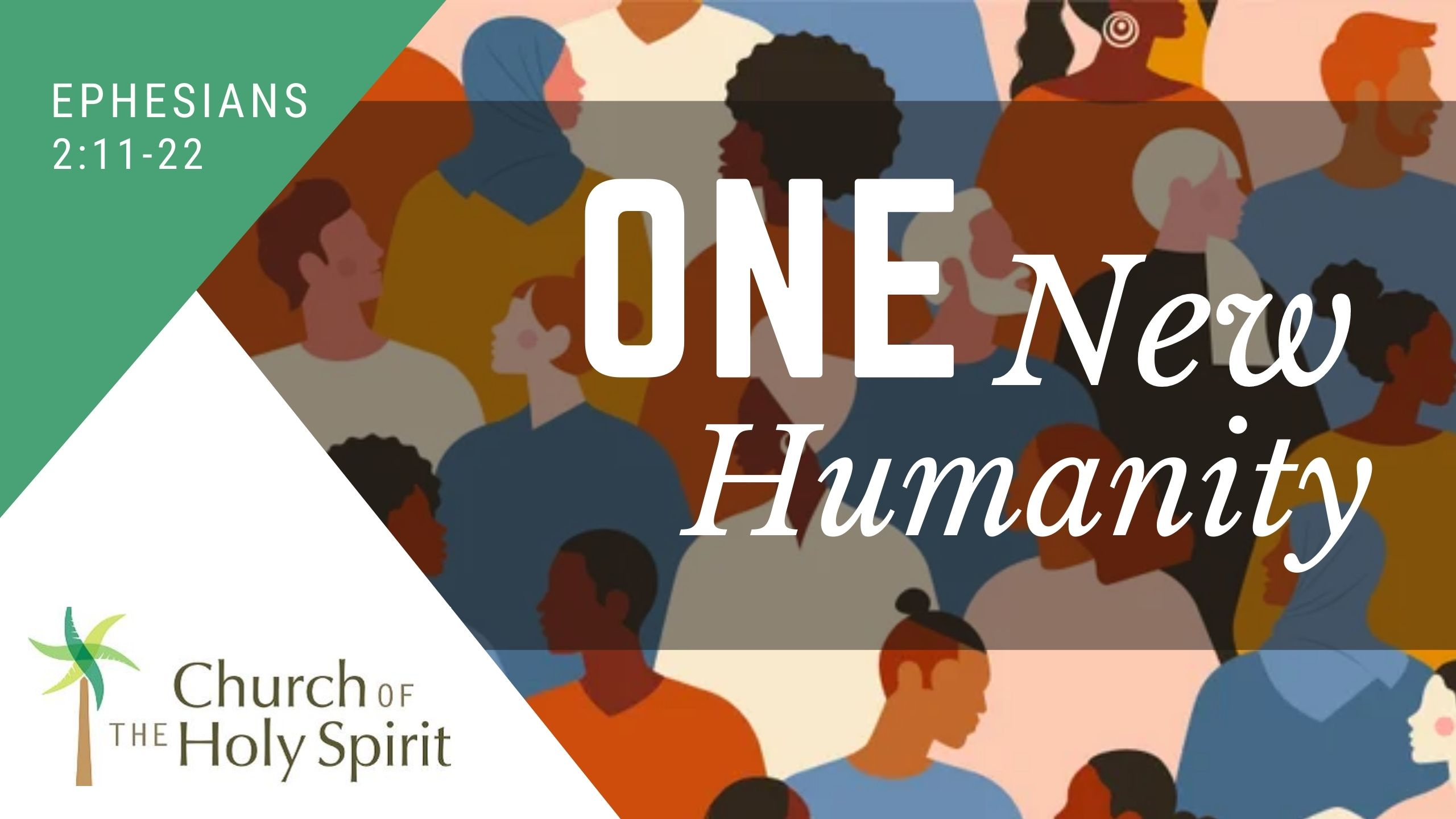 One New Humanity
