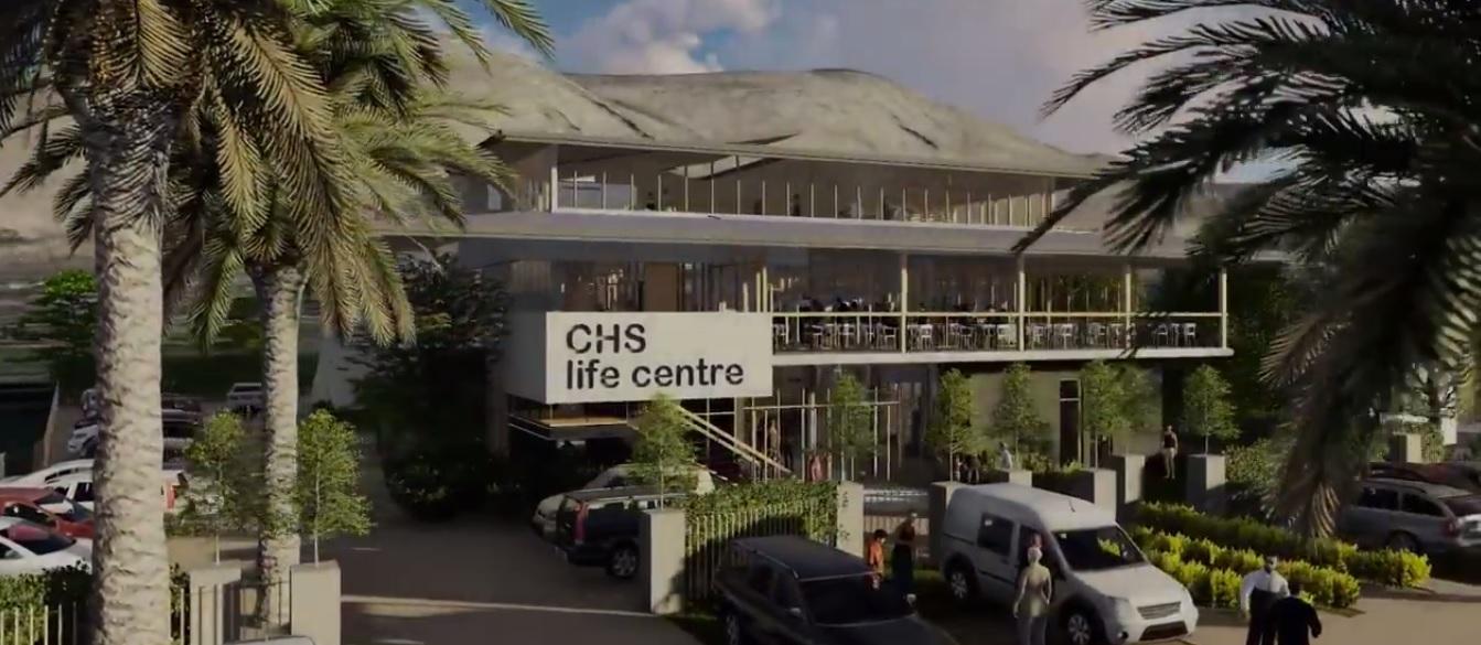 CHS-Life-Centre-Front